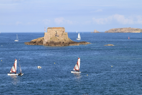 Fort Petit Be, St Malo