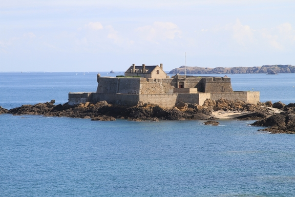 St Malo Fort National