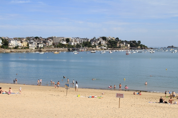 St Malo from Dinard