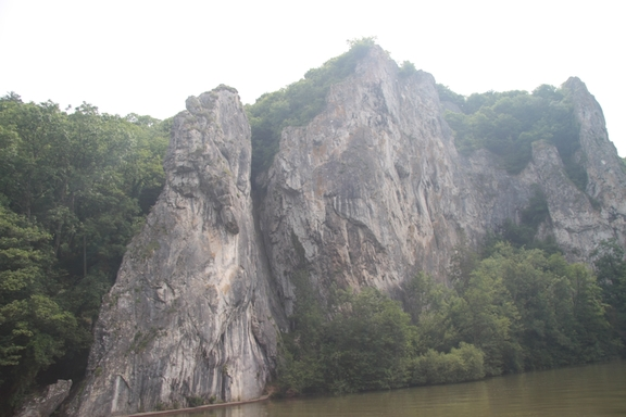 Handsome cliffs, The Meuse River, Ardennes