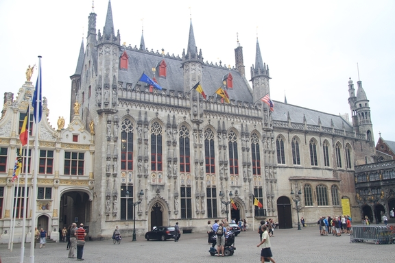 Town Hall, Brugge