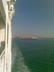 Car ferry le Havre to Portsmouth