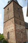 Protestant Church, Grosskarlbach, Germany