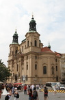 Church of St Nicholas, Prague