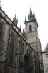Our Lady before Tyn Church Prague