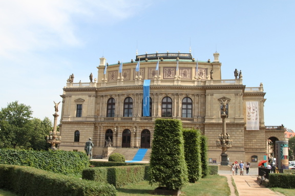 Rudolfilnum Music Hall, Prague