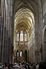 St Vitus Cathedral, within Prague Castle