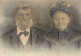 Denis (1836 - 1925) and Catherine Hickey (1845 - 1912)