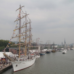 The Armada in Rouen